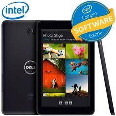 Tablet Dell Venue A20, Processador Dual Core Intel® Atom Z2580, Android 4.2, 32GB de Memória, Tela de 8, Wi-Fi, Câmera 5MP, Bluetooth e GPS ...