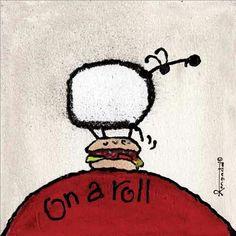 Ewe Sheep, Charlie Brown, Ann, Snoopy, Fictional Characters, Fantasy Characters