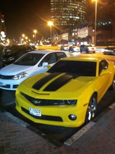 It's Bumblebee from The Transformers!