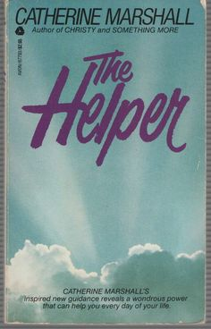The Helper by Catherine Marshall (1979, Paperback)