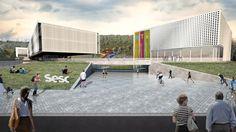 Arqbox Arquitetura Concursos SESC Osasco