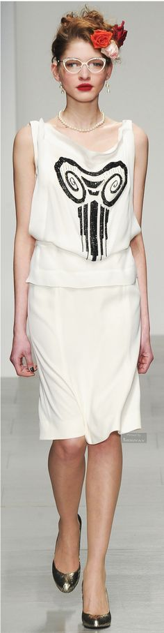 Vivienne Westwood. Fall Winter 2014-15. Please like http://www.facebook.com/RagDollMagazine and follow @RagDollMagBlog @priscillacita