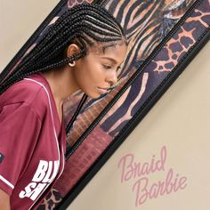 Humble Enough To Know I Am Not Better Than Anybody And WISE Enough To Know That Im Different From The Rest - #BraidBarbieGang 2 Classy 4 Jus Box Braids