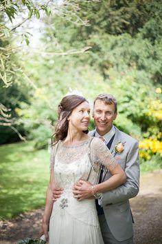 Libby und Pauls Hochzeit