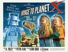 Voyage to Planet X