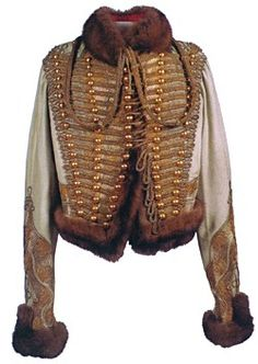 Jewels of the Romanovs Costumes and Portraits - Uniform of Nicholas I
