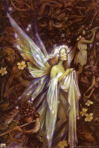 "Brian Froud's ""Fairy Sight"""