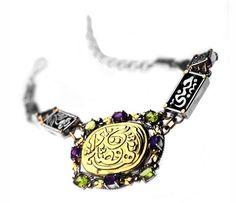 Azza Fahmy necklace.