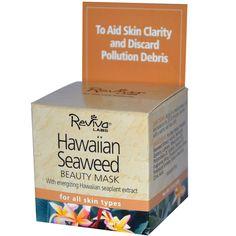 Reviva Labs, Hawaiian Seaweed Beauty Mask, 1.5 oz (42 g) - iHerb.com