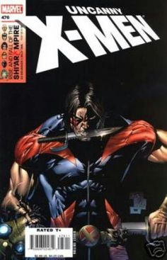 A cover gallery for the comic book Uncanny X-Men Comic Book Covers, Comic Books, Mystique Marvel, Deadpool Funny, The Uncanny, Psylocke, Xmen, Comic Character, Marvel Universe
