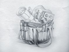 Bag icon sketch by Ramotion #sketch #inspiration #design #graphic #icon