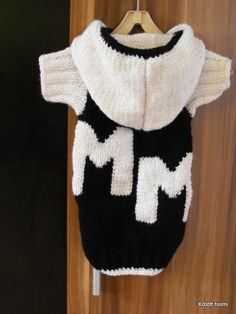 KÖTÖTT HOLMI saját készítésű kötött-horgolt pulóverek - Képgaléria - Kutyaruhák - Mazsolának