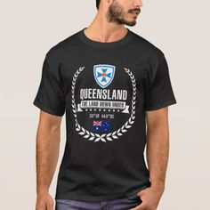 #Queensland T-Shirt