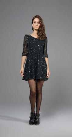 Vestido Espaço | Lookbook | Antix Store