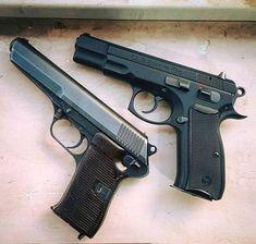 CZ 75B & CZ 52