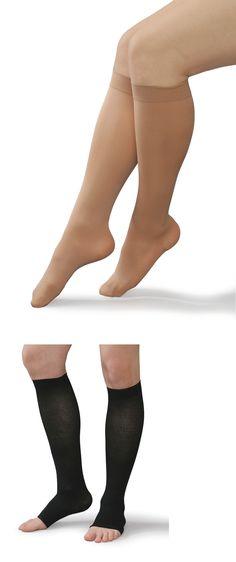 23745e3fa5a Juzo 3512 Compression Stockings Unisex CLOSED TOE Knee High 30-40 mmHg Size  V
