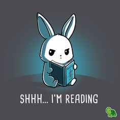 Get comfortable in hundreds of cute, funny, and nerdy t-shirts. TeeTurtle has the perfect super soft shirt to make you smile! Cute Animal Drawings, Kawaii Drawings, Cute Drawings, I Love Books, My Books, Cute Animal Quotes, Funny Animals, Cute Animals, Day Of The Shirt