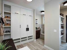 Optional tile flooring