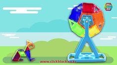 Canival Magic Set 124pcs #windmill Canival Magic Set 124pcs #windmill ClickBlock Canival Magic Set 124pcs  10 in 1 클릭블럭 카니발 매직 세트로 풍차, 강아지, 자동차 등 10가지 이상의 블럭을 만들며 창의력을 길러보세요~^^  # product inquiries # www.clickblock.co.kr,  masterblock@naver.com tel +82 070-8887-8874   #특허신개발신제품출시자석블럭 #클릭블럭 #인더블럭 #자석블럭 #자석완구 #유아교육 #블럭 #교육완구 #육아 #나노블럭 #magnetictoys #magneticconstruction #toy #brick #educationaltoy #daily #woodentoy #DIY  #picassotiles #b