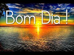 LINDA MENSAGEM DE  BOM DIA - DIA FELIZ e ABENÇOADO - Vídeo de bom dia para WhatsApp - YouTube
