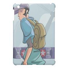 Going to Class - iPad Mini Case Ipad Mini Cases, Ipad Case, Cover