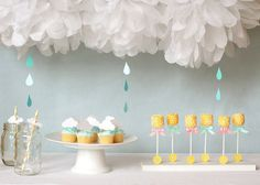 """Sprinkle"" Baby Shower 