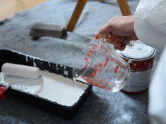 How to Whitewash Furniture - Distressed Furniture
