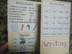 Krazee 4 Kindergarten: Writing Mini Office
