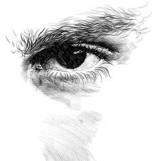 Amazing Learn To Draw Eyes Ideas. Astounding Learn To Draw Eyes Ideas. Eye Pencil Drawing, Realistic Eye Drawing, Drawing Eyes, Pencil Drawings, Art Drawings, Design Poster, Art Design, Gabriel, Graphite Art