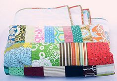 Make Do and Mend Quilt