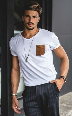 Casual style by Mariano Di Vaio Popular Fashion Blogs, Trendy Fashion, Mens Fashion, Fashion Styles, Mdv Style, Street Style Magazine, Estilo Hipster, Best Beard Styles, Mode Simple