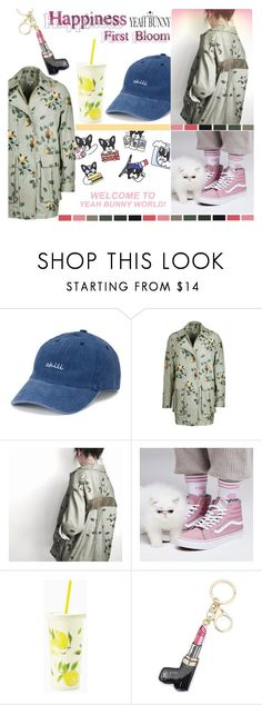 """""""#YeahBunnyWorld"""" by juromi ❤ liked on Polyvore featuring SO, Kate Spade, Yeah Bunny and YeahBunny"""