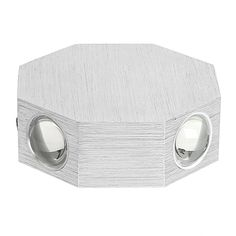 Led Wall Lamp 220V 4W Aluminum For Hall Porch Walkway Living Room Octagon Home Decors Modern Bathroom Corridor Light Fixture