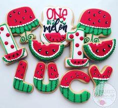 "One in a ""melon""- watermelon"