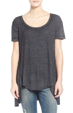sun shadow circle highlow tee available at nordstrom 34 worn by cmcoving