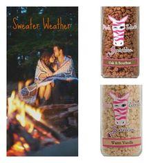 Sweater Weather - Oak & Bourbon + Warm Vanilla! Pink Zebra Recipes!!