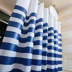 NEO Home Navy Style PEVA Anti-Moulds Waterproof Shower Cu... https://www.amazon.com/dp/B01EHB9AW6/ref=cm_sw_r_pi_dp_x_0ZiMyb5DB6K8A