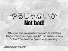 Learn Common Japanese Phrase in Manga / Anime: