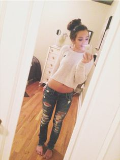 My sister: Ariana