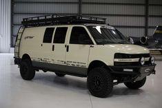 4x4 Van, 4x4 Camper Van, Chevrolet Van, Lifted Van, Lifted Chevy, Chevy Express, Jeep Truck, Gmc Trucks, Ambulance