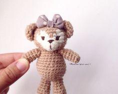 Crochet disney bear ,shelliemay