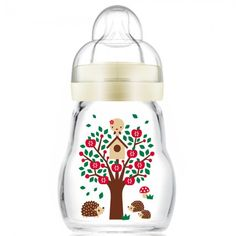 MAM Feel good bottle / üveg-üveg 170ml, MAM Feel good bottle  Melegíthető…