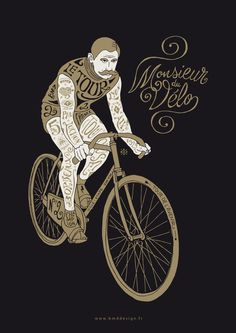 Monsieur du vélo - Tour de france