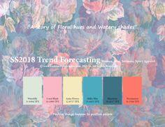 Тенденции моды Прогнозирование