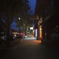 Pretty Wichita night