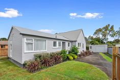 Marius Stanis - Lodge Real Estate Hamilton, New Zealand: Aking Price $619,000 - 8 SNELL DRIVE, CHARTWELL - ... Study Office, Heat Pump, Living Area, Hamilton, Shed, Real Estate, Exterior, Outdoor Structures, Building