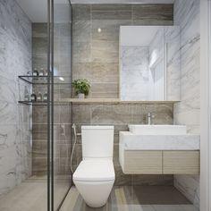 Với phòng tắm khi thiết kế thì bạn nên chú ý những lỗi thông dụng thường gặp như nhà quá rộng nhưng toilet lại nhỏ, thiếu quạt thông gió, không có ánh sáng tự nhiên, không lắp kính phòng tắm cao cấp, có bồn tắm mà ít sử dụng...Những điều tưởng chừng nhỏ nhặt nhưng cũng vô tình gây ra sự lãng phí và bất tiện.