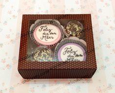 Cupcakes para o Dia das Mães!!  curta nossa página no Facebook: www.facebook.com/sonhodocerj