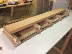 "Jointer Jig for my 13"" Planer (Scrap Wood Challenge Entry) http://ift.tt/2dIFeCv"
