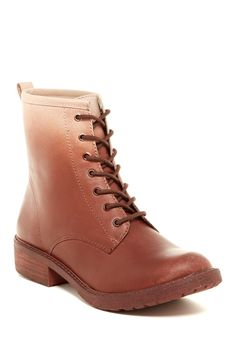 Novembere Lace-Up Boot by Lucky Brand on @nordstrom_rack